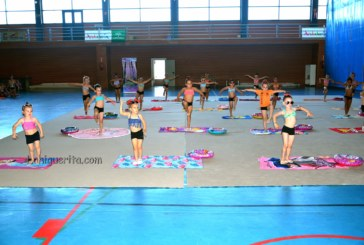 Fiesta Clausura de Gimnasia Rítmica la Higuerita 2017-2018 3ª parte