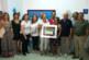 """Entrega de Diploma al Ayuntamiento de Isla Cristina """"Ciudad Solidaria con el Alzhéimer"""""""