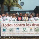 La Marcha contra las Adicciones recorre un año más Isla Cristina