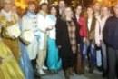 El encendido del alumbrado da paso a la programación navideña en Isla Cristina