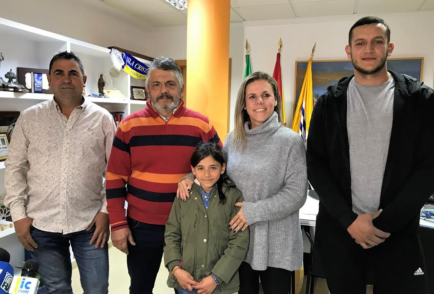 Presentados los Reyes Magos en Isla Cristina