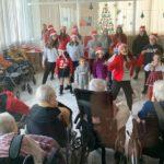 Nuevo encuentro intergeneracional navideño en Isla Cristina