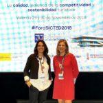 Huelva saca pecho en gestión de calidad de sus destinos con el reconocimiento en fitur a la gestora de islantilla y aún proyecto del consorcio de turismo sostenible 'costa occidental'