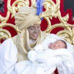 Los niños isleños entregan sus sueños a los Reyes Magos