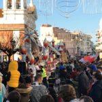 Espectacular Cabalgata de Reyes en Isla Cristina