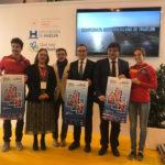 Fitur acoge la presentación del Campeonato Iberoamericano de Triatlón y la primera prueba de la Copa de Europa