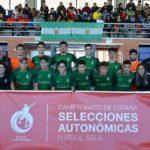 Andalucía gana sus partidos frente a Aragón y Asturias en Isla Cristina