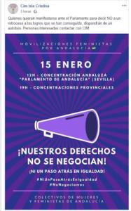 El PP de Isla Cristina, denuncia la utilización política del Centro Municipal de Información de la Mujer.