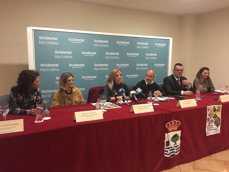 Isla Cristina acoge este fin de semana el Campeonato Andaluz de Lanzamientos Largos