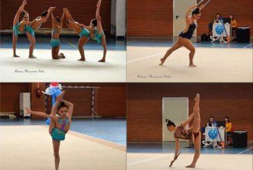 Empieza la temporada para el club de gimnasia ritmica la higuerita