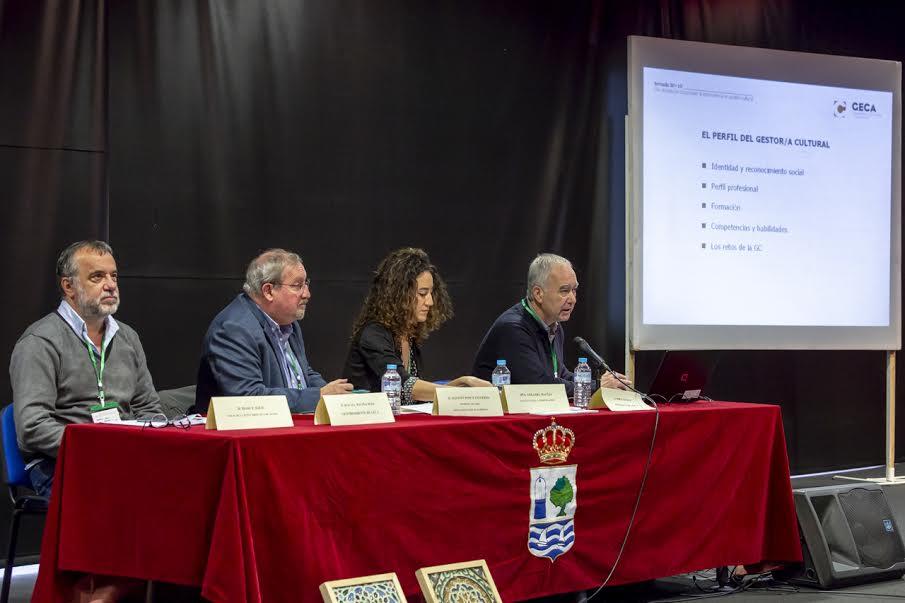 Isla Cristina acoge unas Jornadas de gestión cultural al uno y otro lado de la frontera