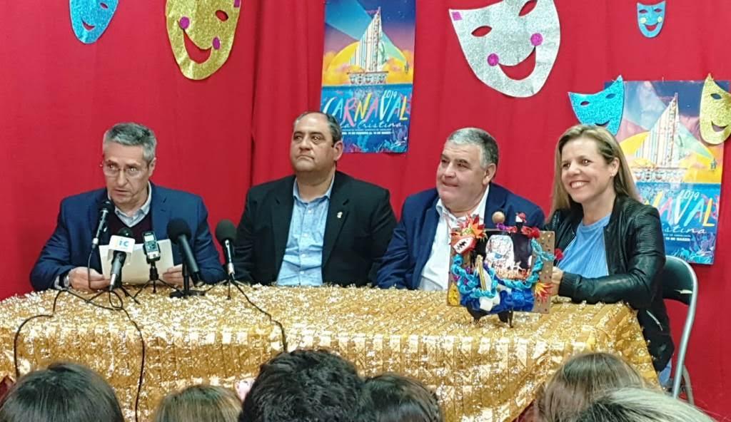 Presentado el Pregonero del Carnaval de Isla Cristina 2019