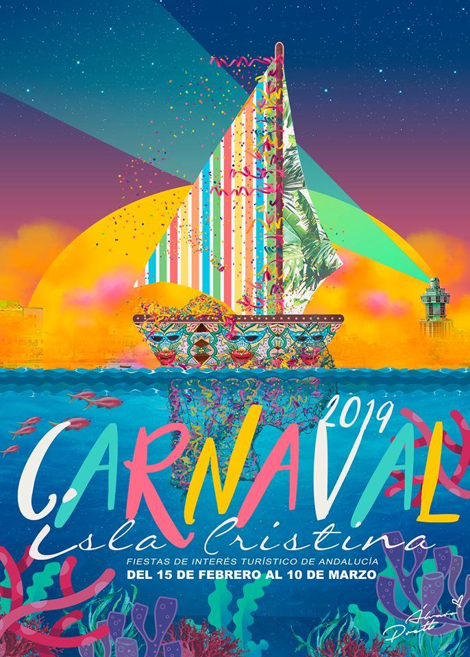 Programación del Carnaval de Isla Cristina 2019