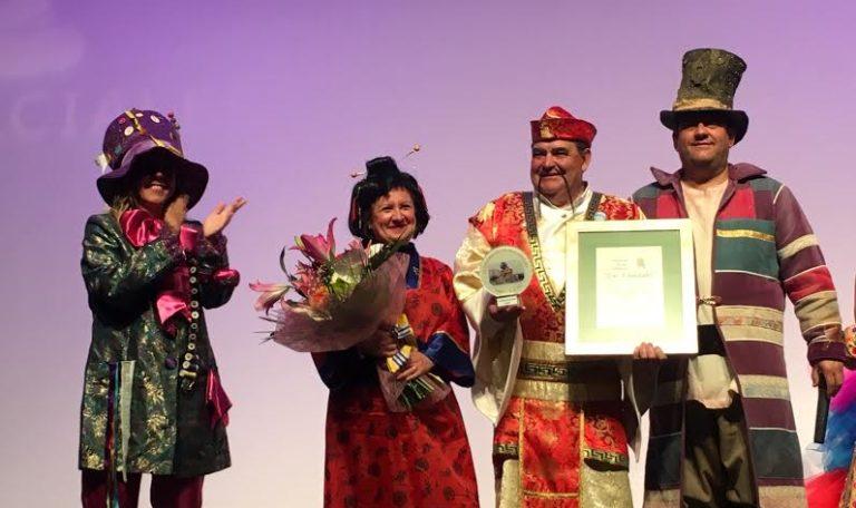 José Manuel Escobar pregonó los Carnavales isleños 2019