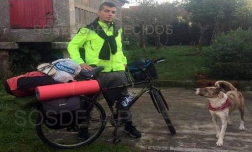 El joven de Vigo desaparecido hace dos semanas aparece en Isla Cristina