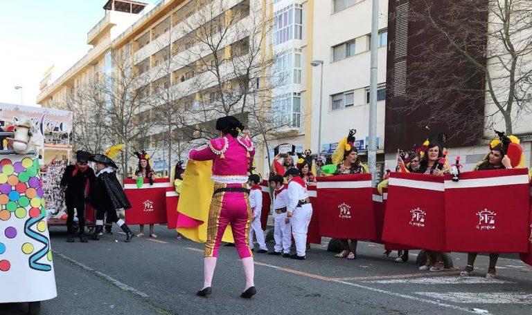 Casi 2.000 participantes en la Gran Cabalgata de Isla Cristina