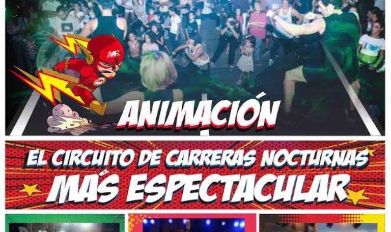 La fiesta deportiva de Music Run Huelva 2019, solidaria con FEAFES