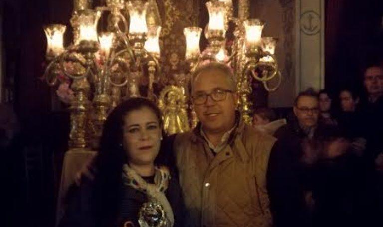 El Coro Virgen del Mar canto la Salve en la Hermandad del Rocío de Isla Cristina
