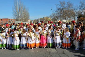 Cabalgata Infantil en el Carnaval de Isla Cristina 2019