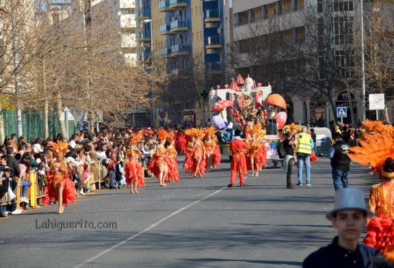 Gran Cabalgata del Carnaval de Isla Cristina en el Carnaval de Isla Cristina 2019