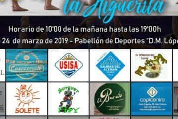 IV torneo de gimnasia rítmica la Higuerita