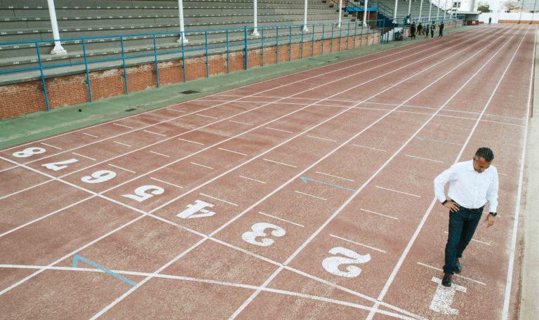 Jenaro Orta transformará El Batel como nuevo espacio deportivo para Isla Cristina