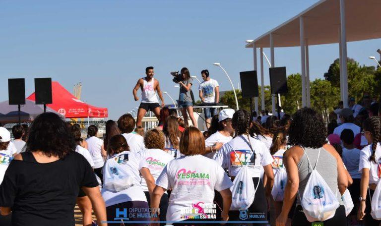 Music Run Huelva será una fiesta deportiva gratuita para todos los públicos