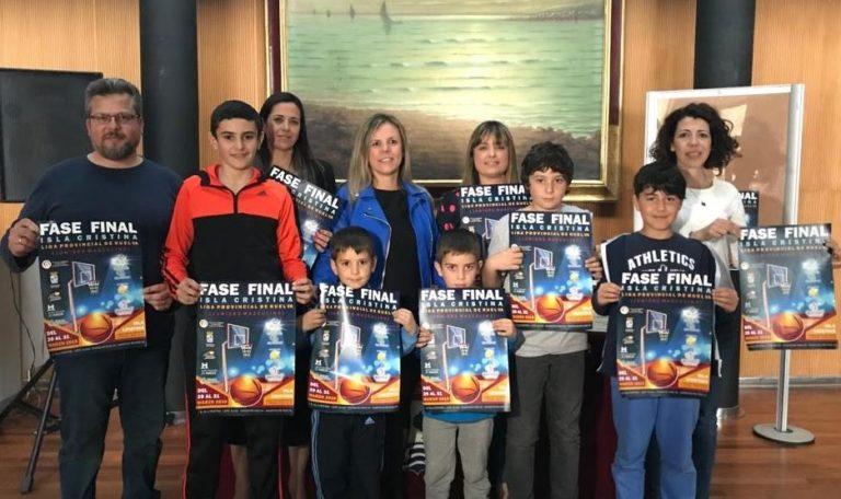 Isla Cristina acoge este fin de semana la Final del Campeonato Provincial de Baloncesto Junior