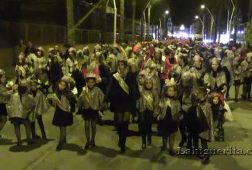 Entierro de la Sardina del Carnaval de Isla Cristina 2018