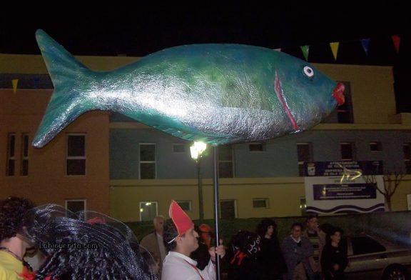 Tradicional Entierro de la Sardina en Isla Cristina 2008