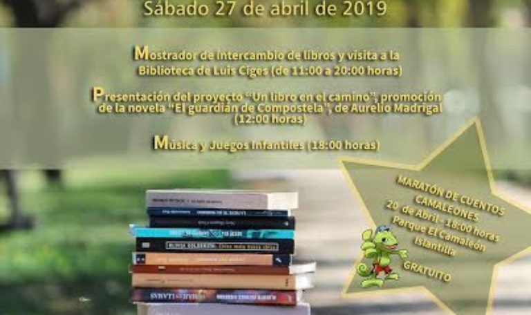 Islantilla celebra la VII edición e su Fiesta del Libro