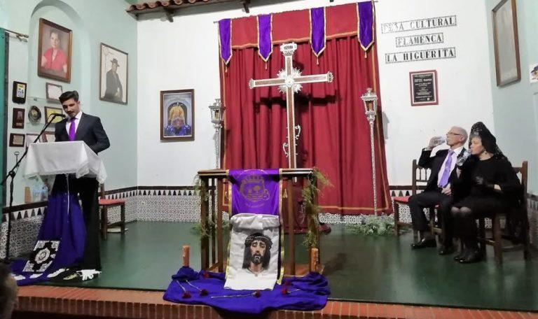 La Peña Cultural Flamenca 'La Higuerita' de Isla Cristina celebra su XXV Exaltación a la Saeta