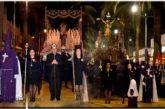 Salida Procesional del Cristo de la Vida de la Semana Santa de Isla Cristina 2019