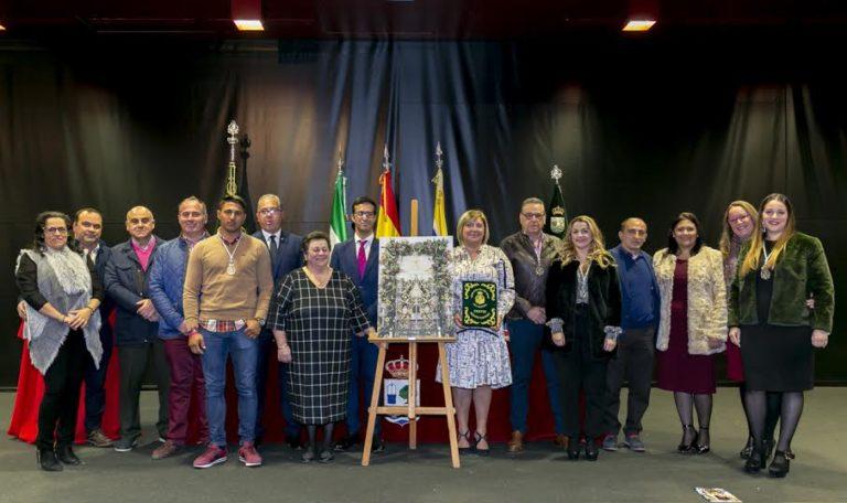 Presentada la Pregonera y el Cartel de la Hermandad del Rocio para la Romería 2019