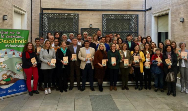La campaña de lectura infantil y juvenil #Huelvalee+ llega a 29 municipios onubenses