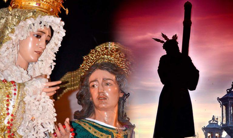Itinerario de la Procesión del Gran Poder de la Semana Santa de Isla Cristina 2019
