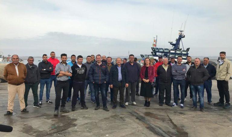 Definitivamente el Sector Pesquero del Cerco viajará a Madrid