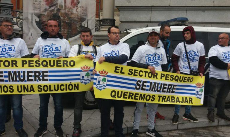 Entregado en Madrid escrito del sector pesquero del cerco de Isla Cristina