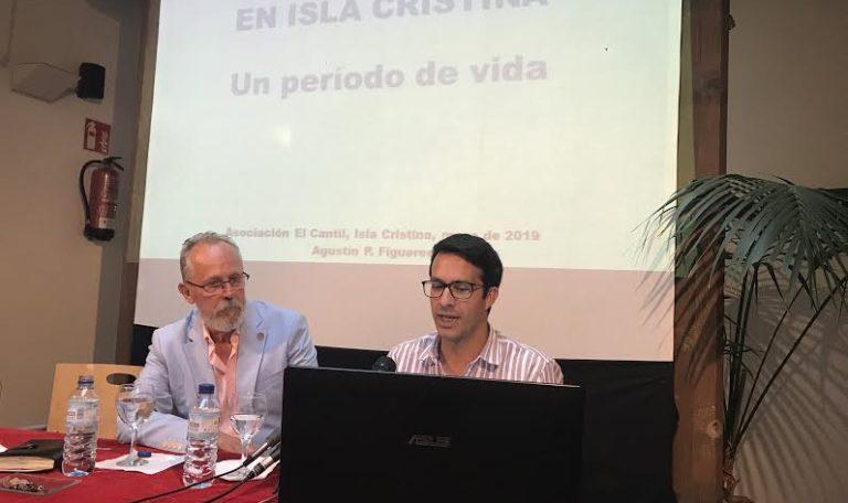 Conferencia sobre la vida y obra de Blas Infante en Isla Cristina