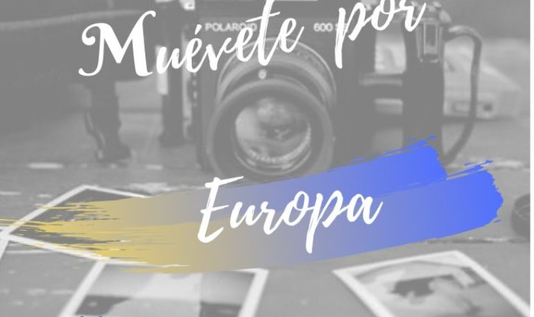 "Concurso de fotografía ""Muévete por Europa"""