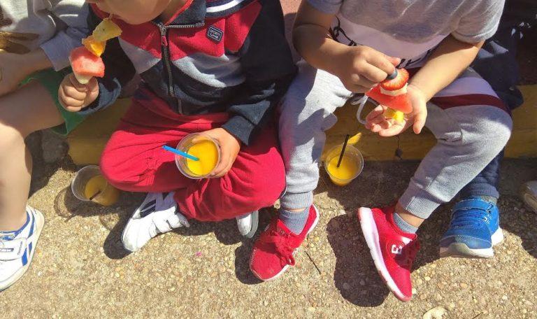 Clausurada la XII campaña sobre Desayunos Saludables para escolares isleños