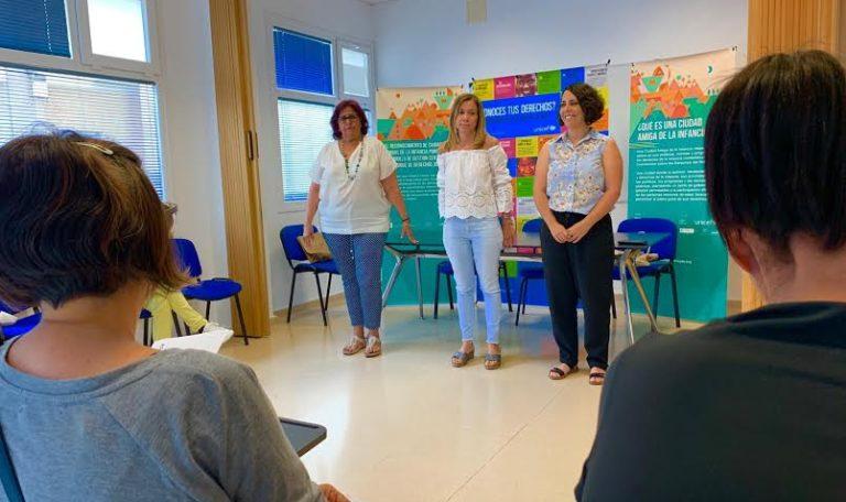 Inaugurado en Isla Cristina un Taller de Verano para menores vulnerables