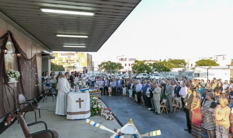 El sector pesquero isleña celebra su Misa de Acción de Gracias a la Virgen del Carmen
